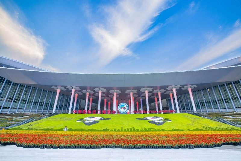 Preparations for the third China International Import Expo (CIIE) are progressing well