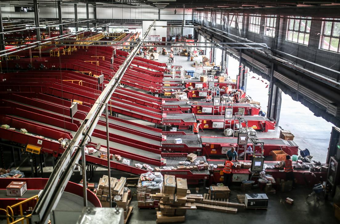 China's logistics demand recovers in April