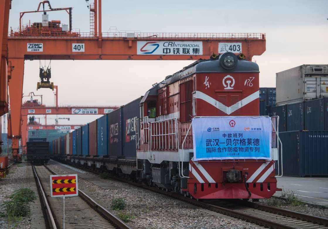 Belt and Road projects play important role during pandemic: Wang Yi