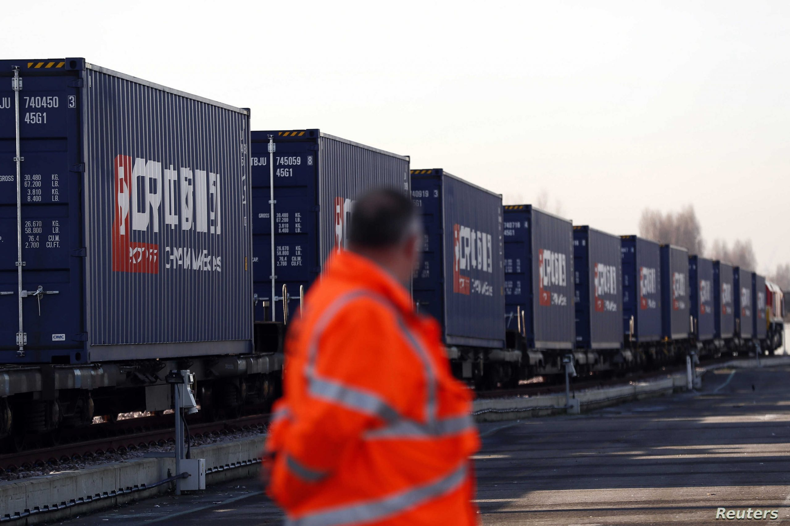 China-Europe freight train is experiencing a completely new relevance