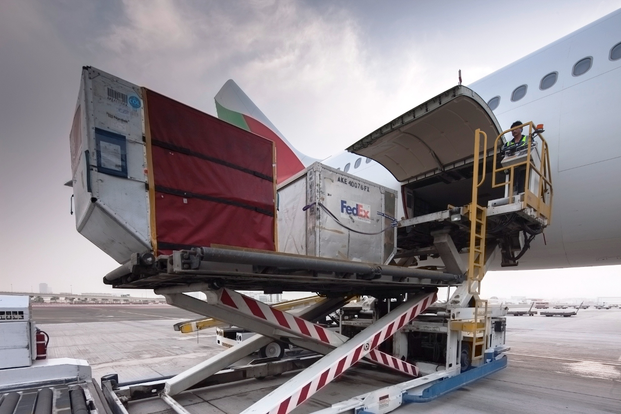 China sees improved international air cargo transport capacity