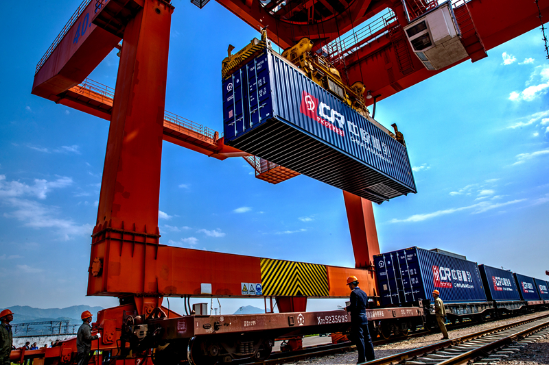 China sets out strategy to improve trans-Eurasian rail freight flows