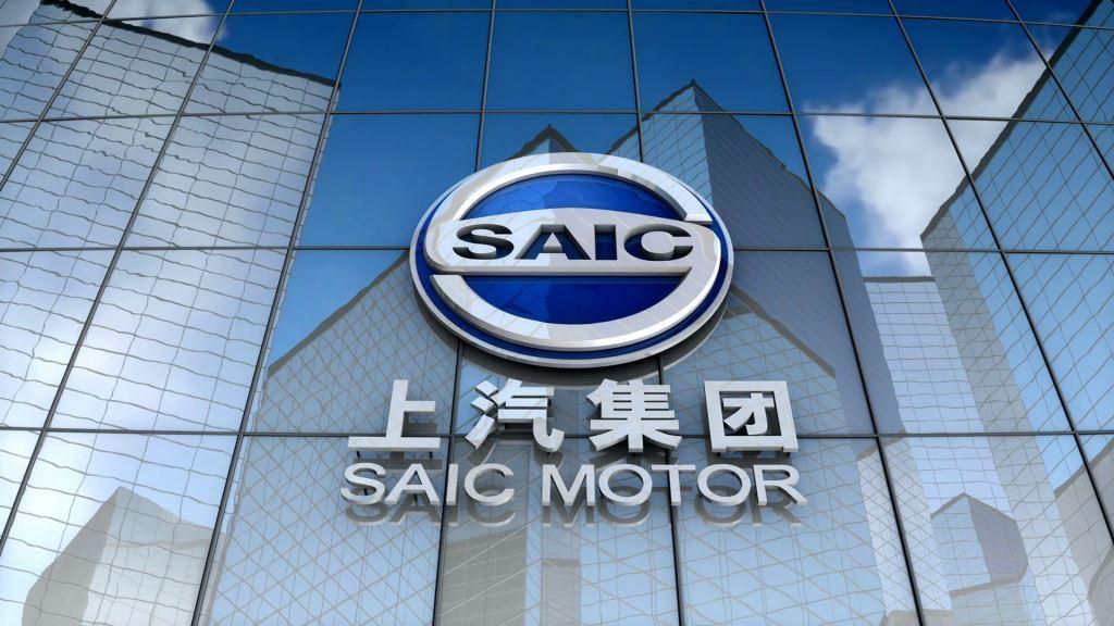 SAIC Motor car sales in January-April drop