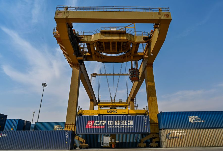 More China-Europe freight trains services launched, driven by rising demand