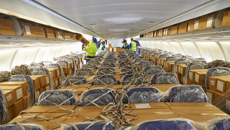 EU says cargo can't fly in cabin with passengers – or can it?