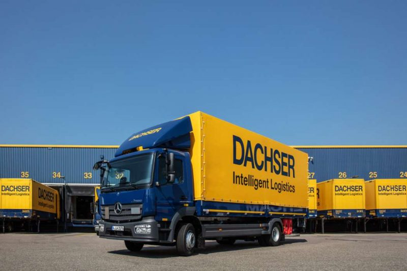 Dachser opens new warehouse in Karlsruhe
