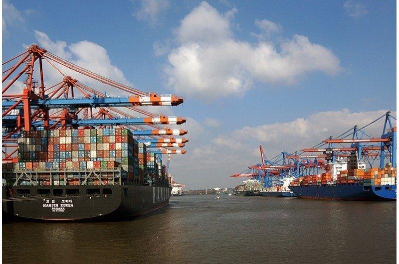 Hamburg logistics sector has been weakened because of Corona pandemic