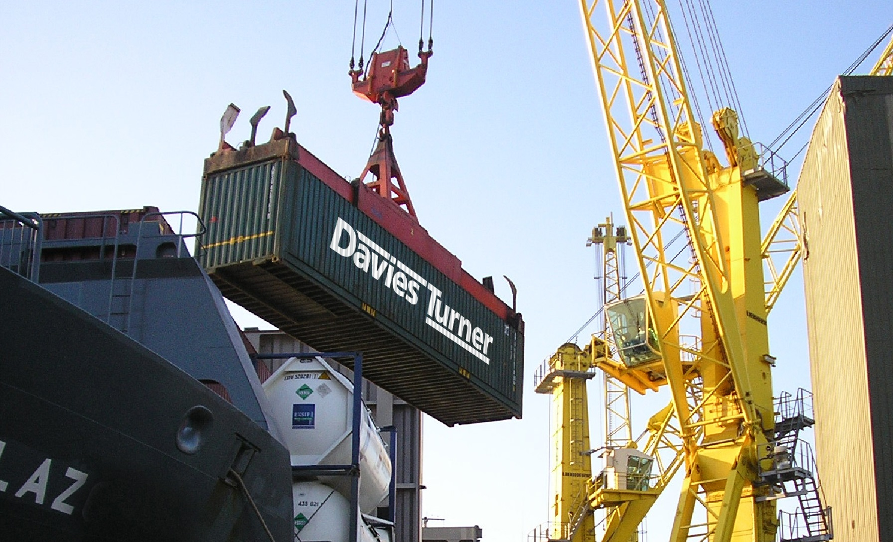 Davies Turner's Express China rail freight service sees container volumes double year-on-year