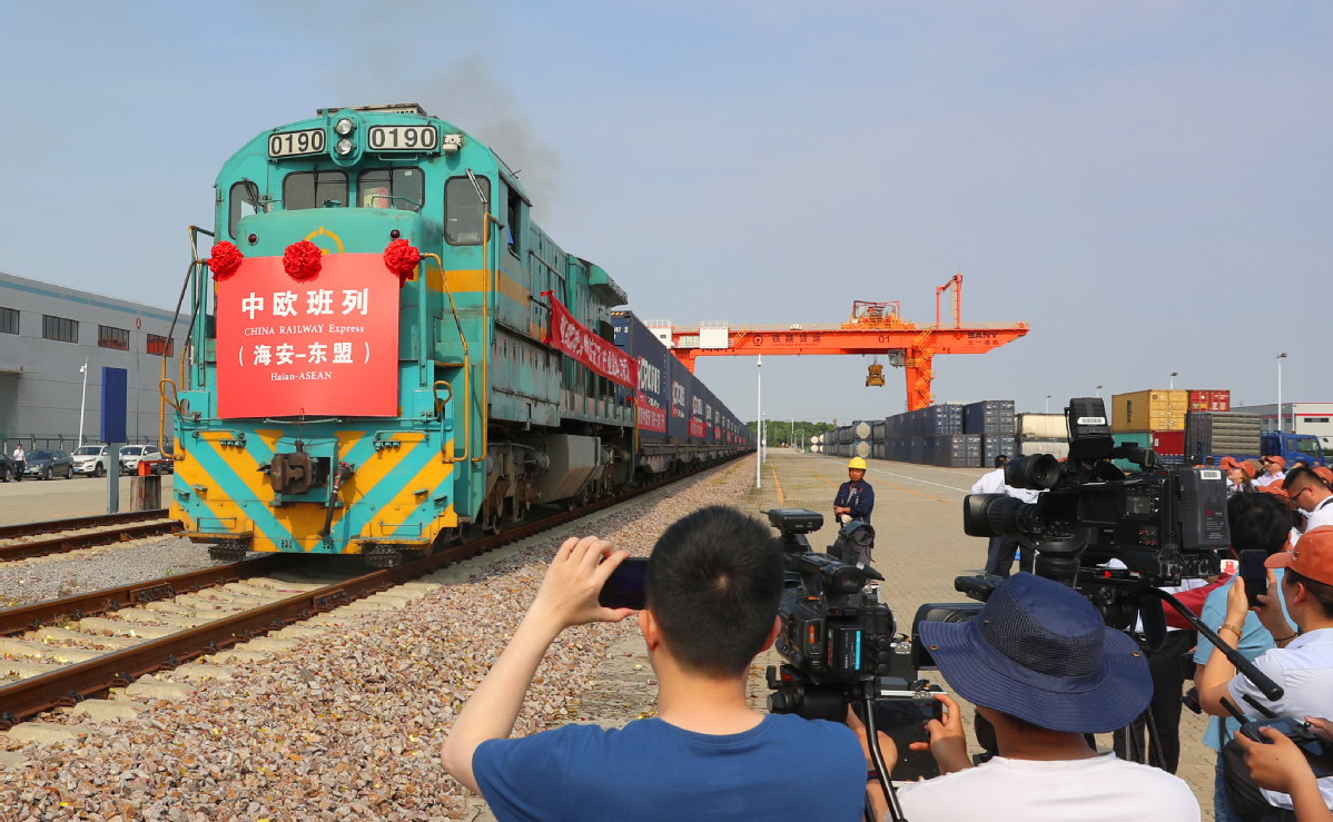 Railroad network to boost economic ties with ASEAN