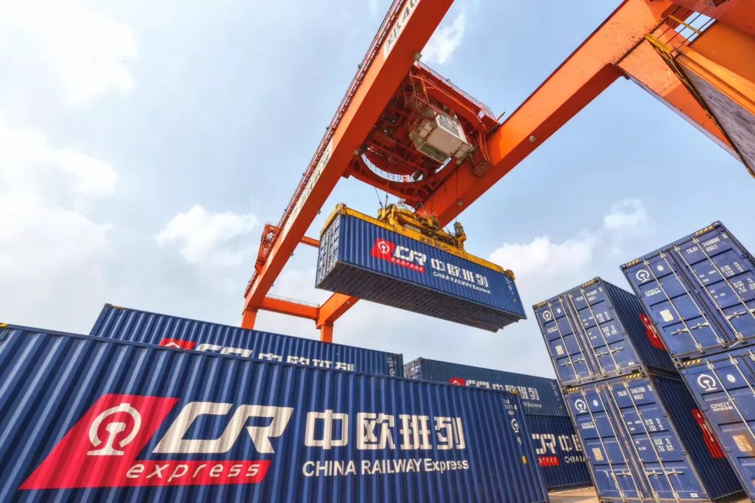 China-Europe freight service capability to be improved