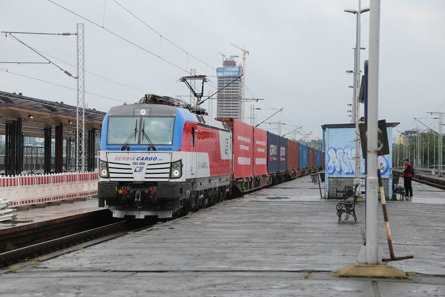 Hungarian-Chinese railway traffic picking up: Rail Cargo Hungaria