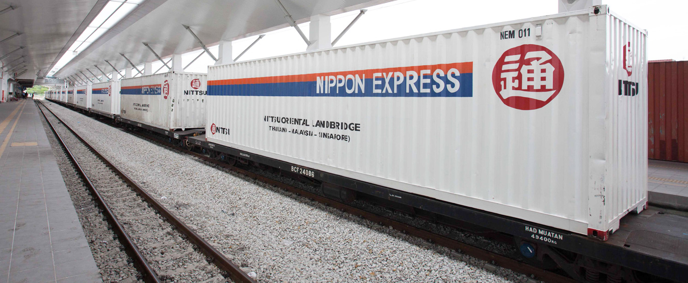 Nippon Express doubles China-Europe rail cargo as virus hits flights