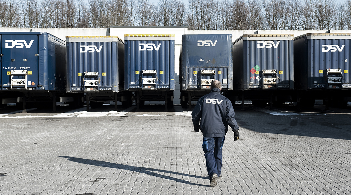 DSV adds China-Europe trucking route as air, ocean alternative