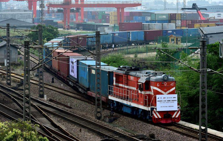 Yiwu Freight train