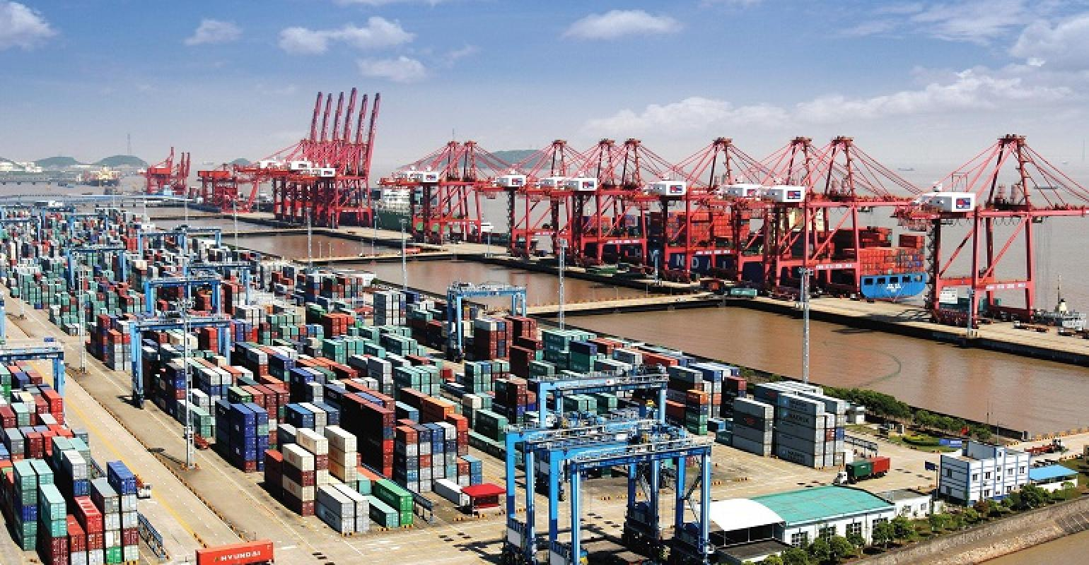 260 million TEU – China's container throughput at ports in 2020