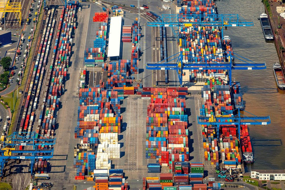 Port of Duisburg CEO: BRI opportunity in infrastructure expansion, trade facilitation