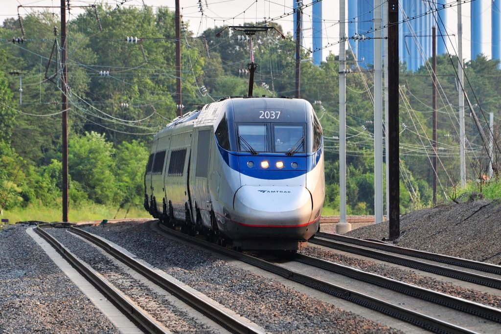 US proposes expansion of high-speed railroads