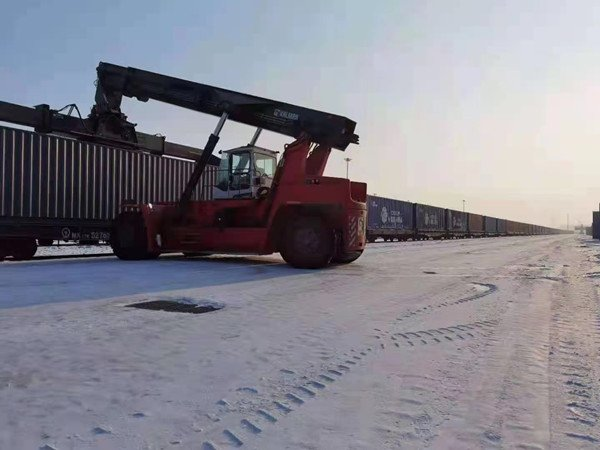 Changchun Land Port: CRE transport goods worth 470m yuan in the first two months of 2021