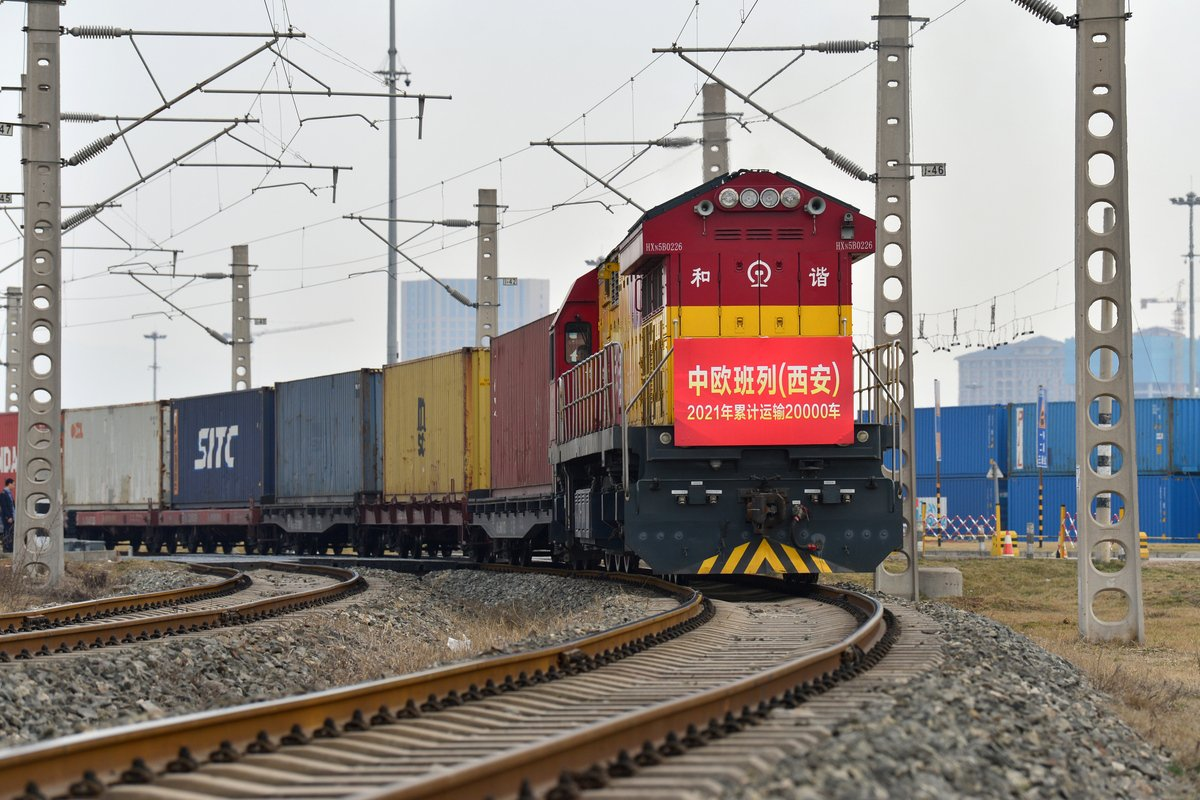 Eurostat: China remains the EU's largest trading partner in January