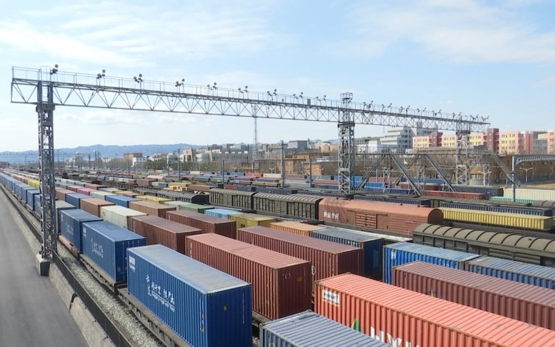 From the pandemic to the present day, China-Europe freight train services are booming