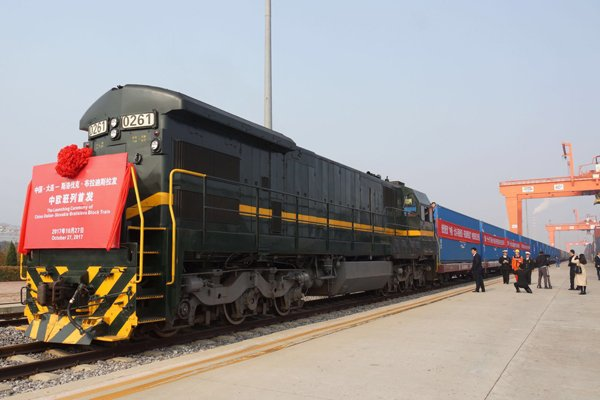 Popularity of China Europe freight train solutions rises