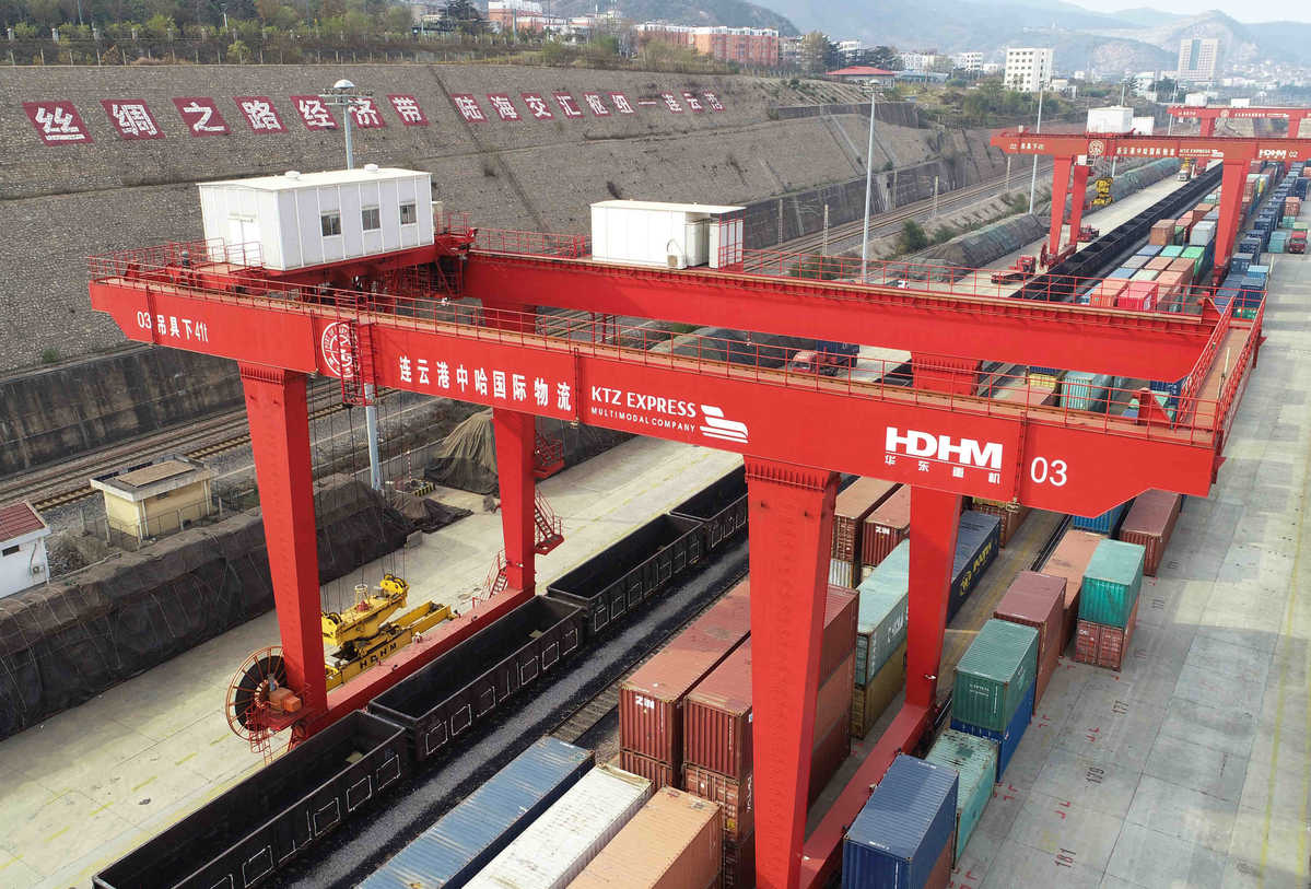 Cross-border transportation corridors are helping to boost trade volumes