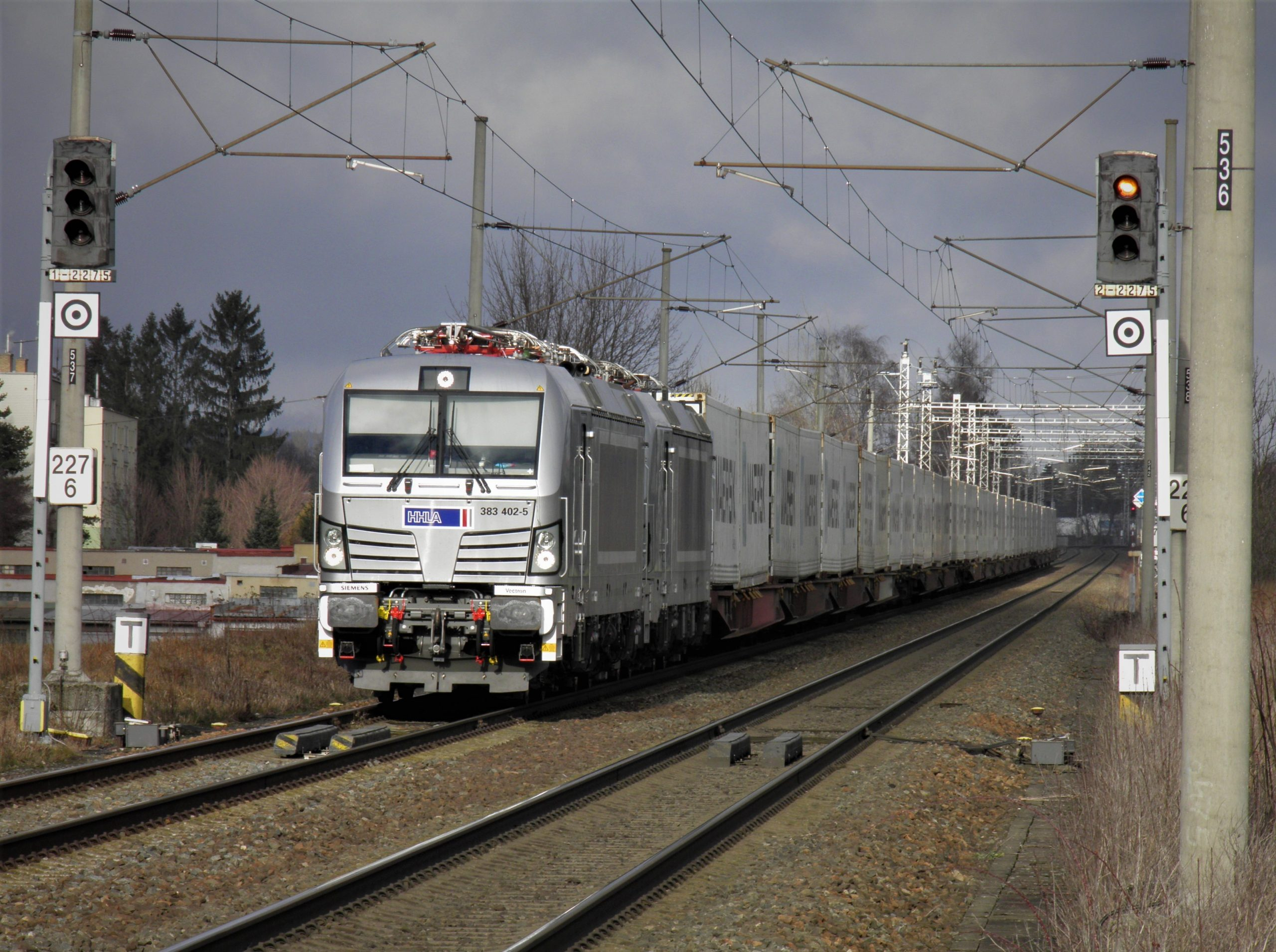 Metrans has increased Silk Road container trains by 114% over the past year