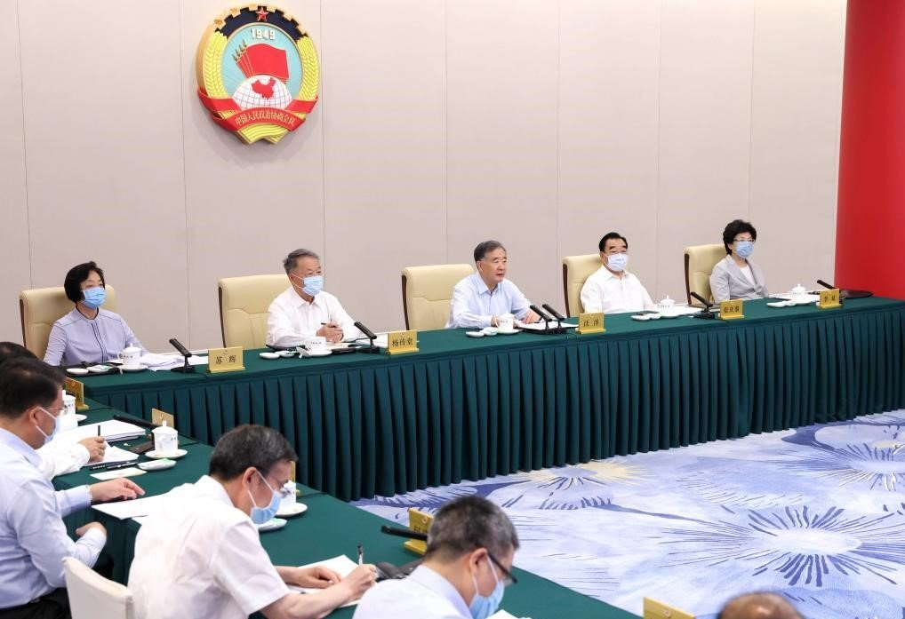Chinese political advisors discuss ways to boost multimodal transport