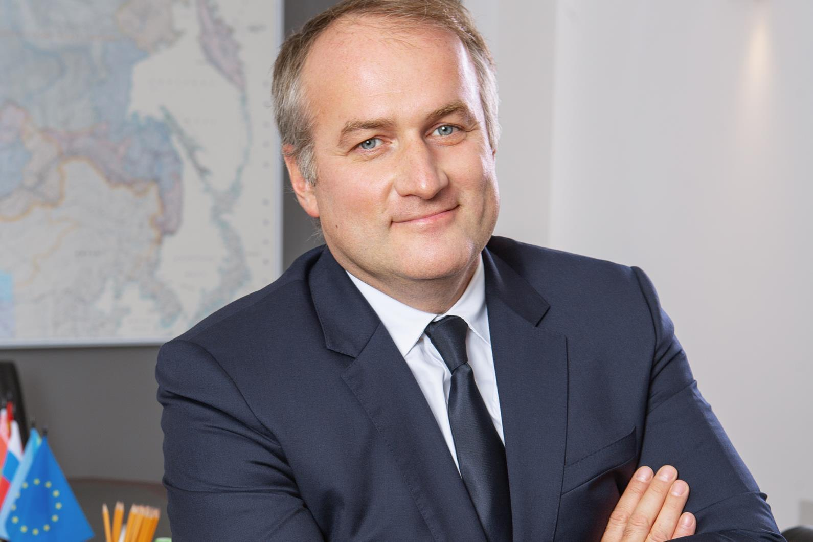 UTLC ERA CEO Grom:China-Europe freight train sets record in transportation of goods