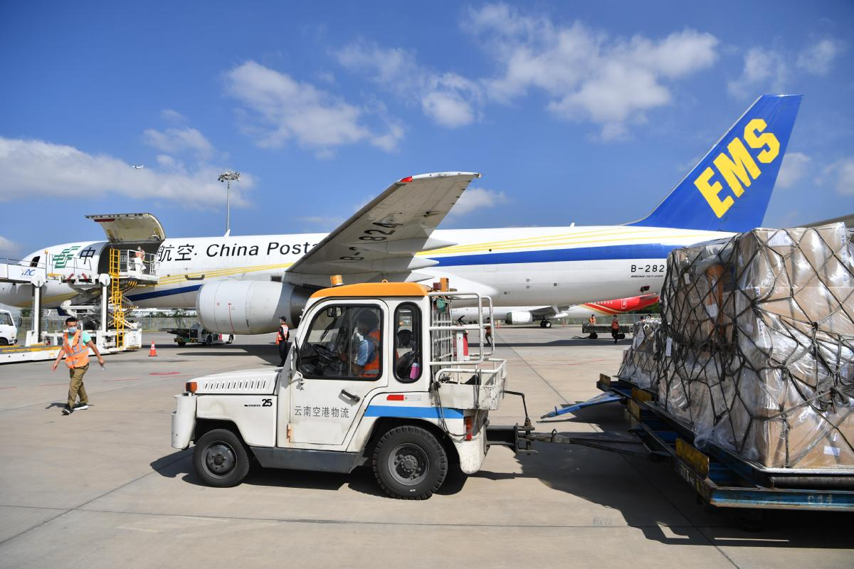 In recent years, China Post to further expand cross-border delivery