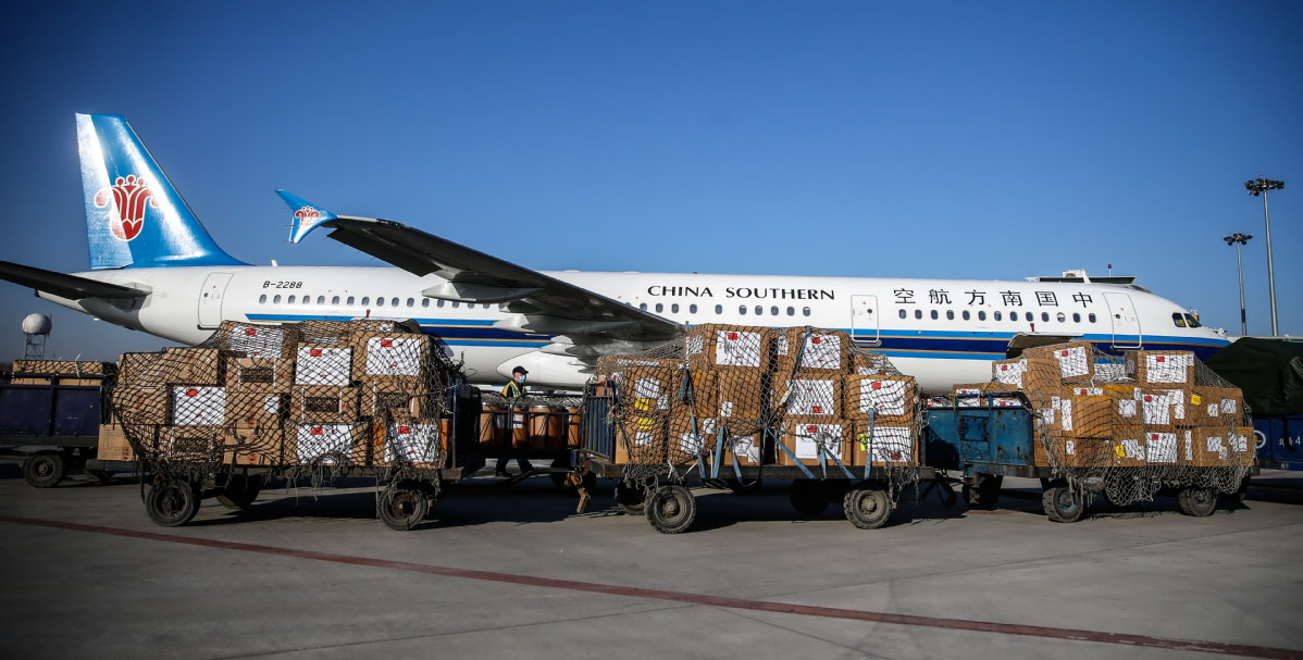 Experts stress supply chains, air cargo