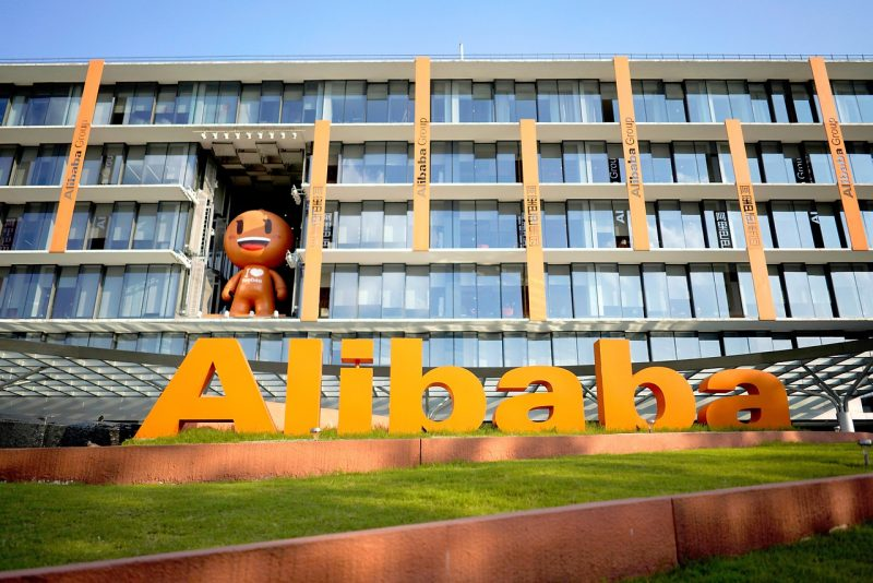 The way we shop has fundamentally changed. That's good news for Alibaba