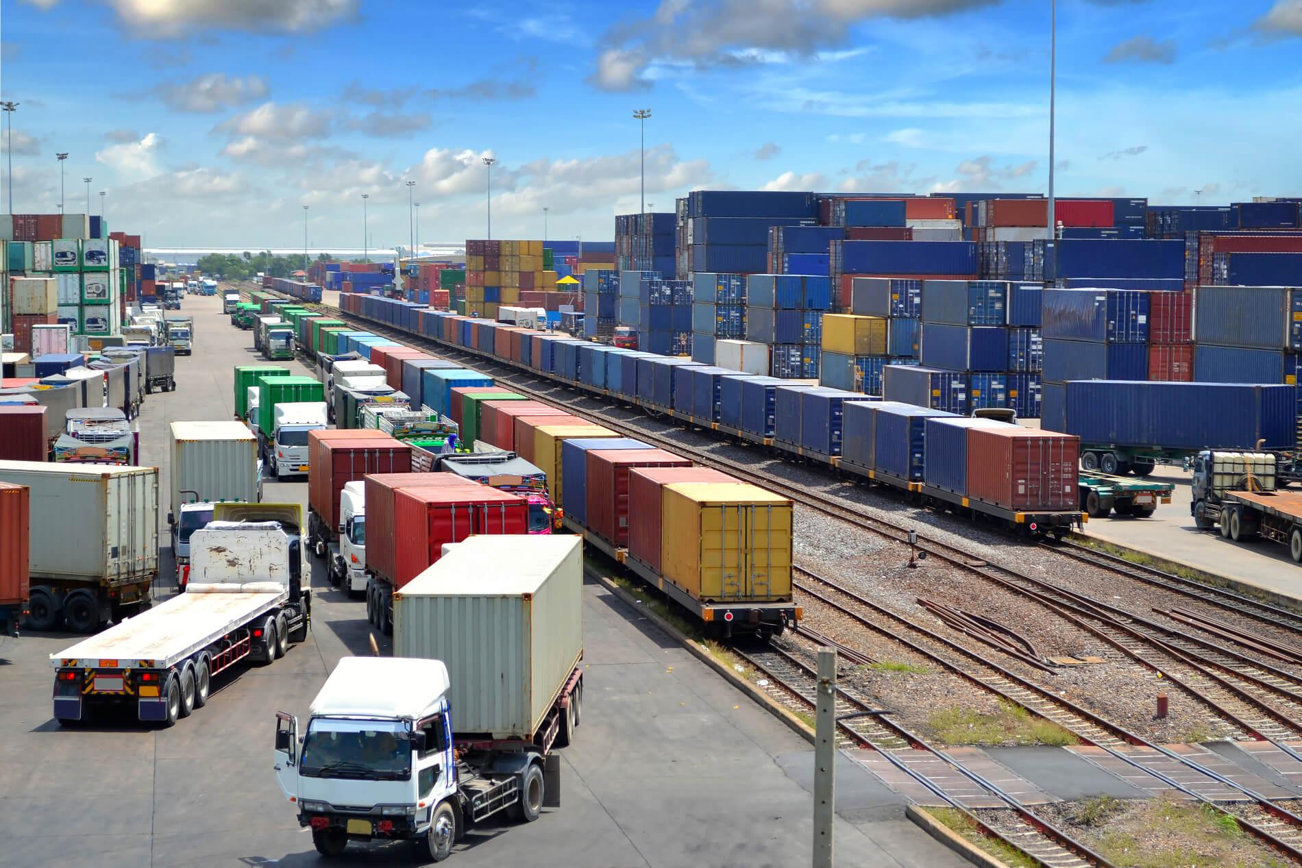 China – Europe rail freight flows buck economic trend