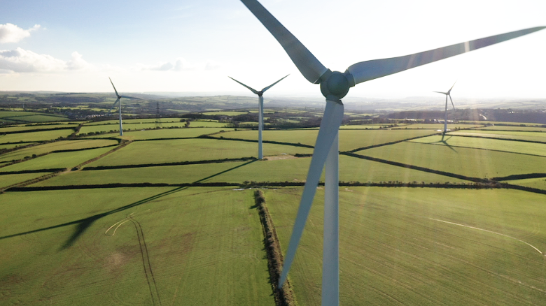 Britain is undergoing an energy transition as it aims for net zero emissions