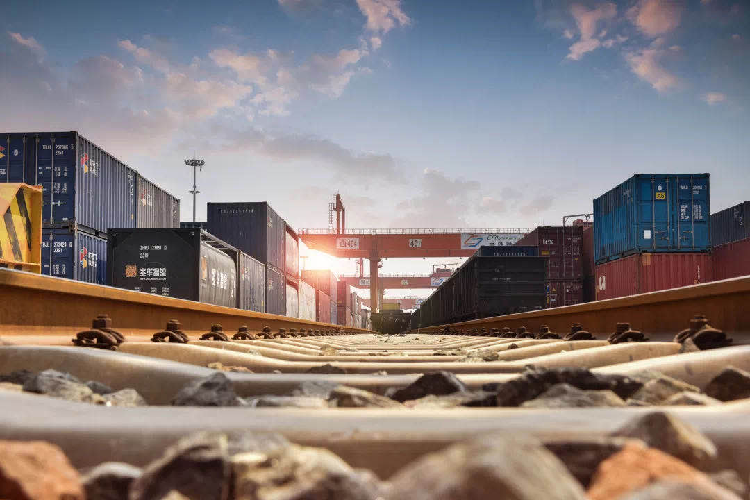 Rail services between China and Europe building a new head of steam