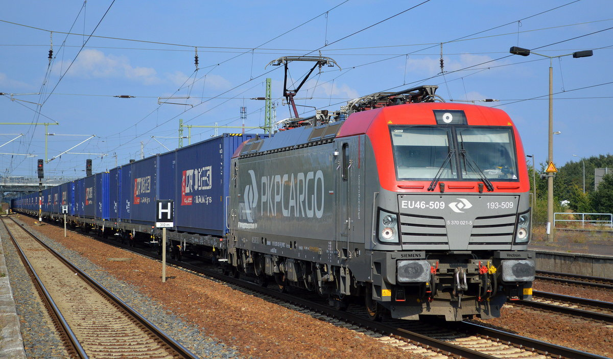 PKP Cargo plans to launch fixed timetable freight trains with China