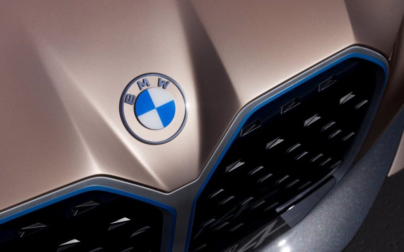 BMW's sales of automobiles were significantly higher than last year