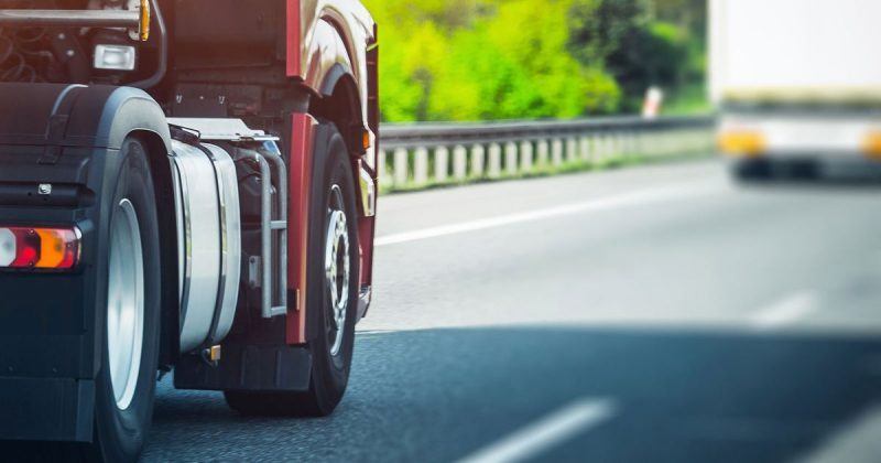 the road freight transport volume of Austrian companies fell significantly