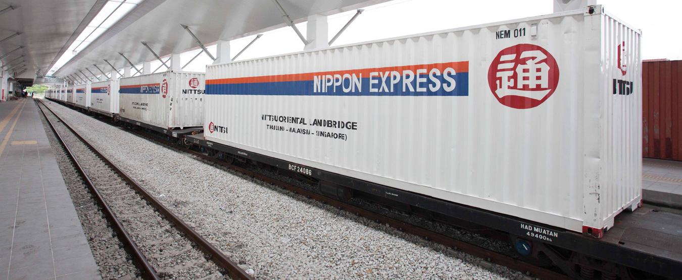 Nippon Express doubles China-Europe rail cargo as virus hits flights