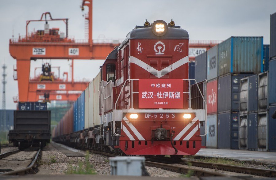 China becomes Germany's largest trading partner in 2020