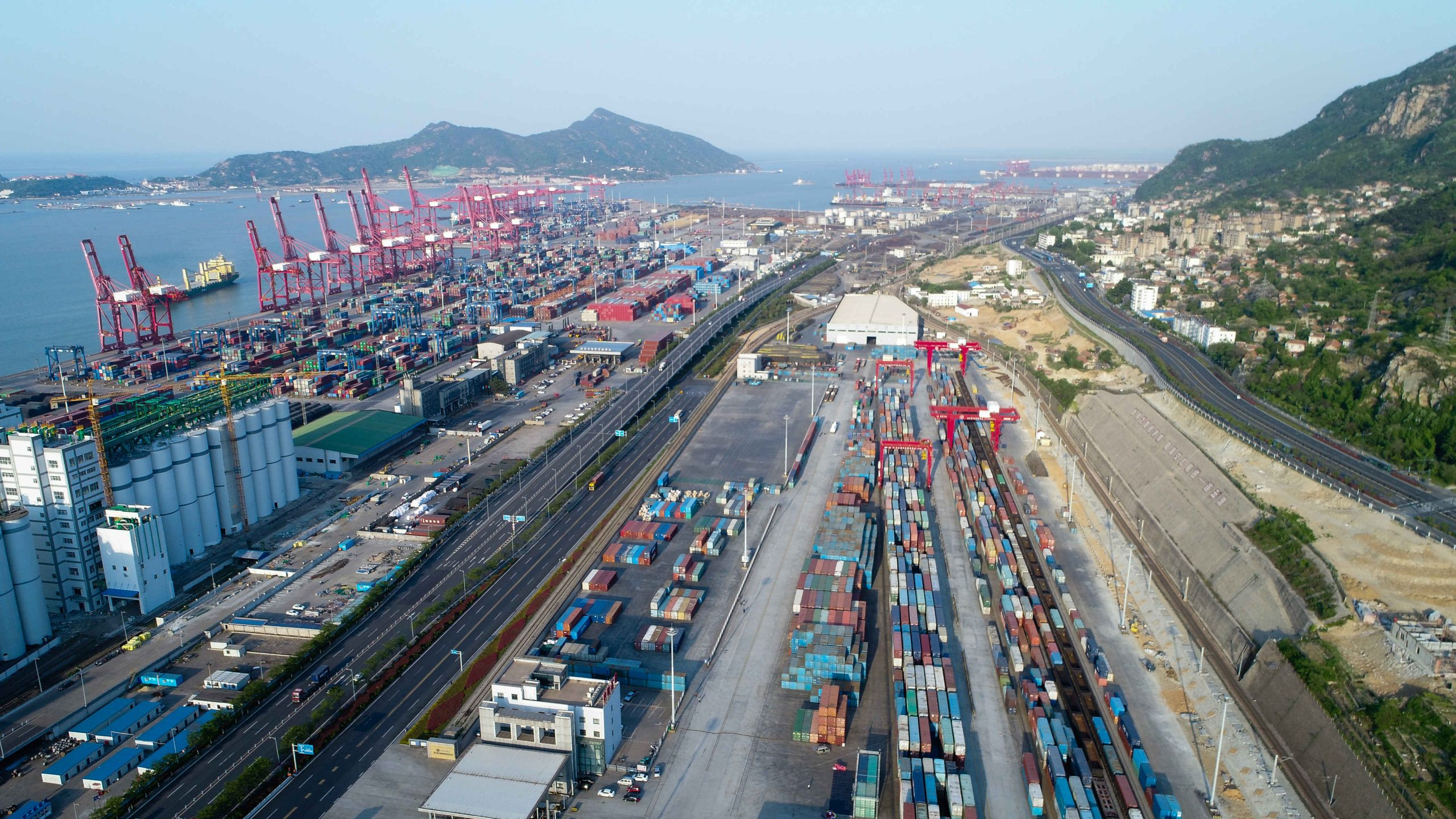 Lianyungang: China-Europe land bridge forging stronger ties