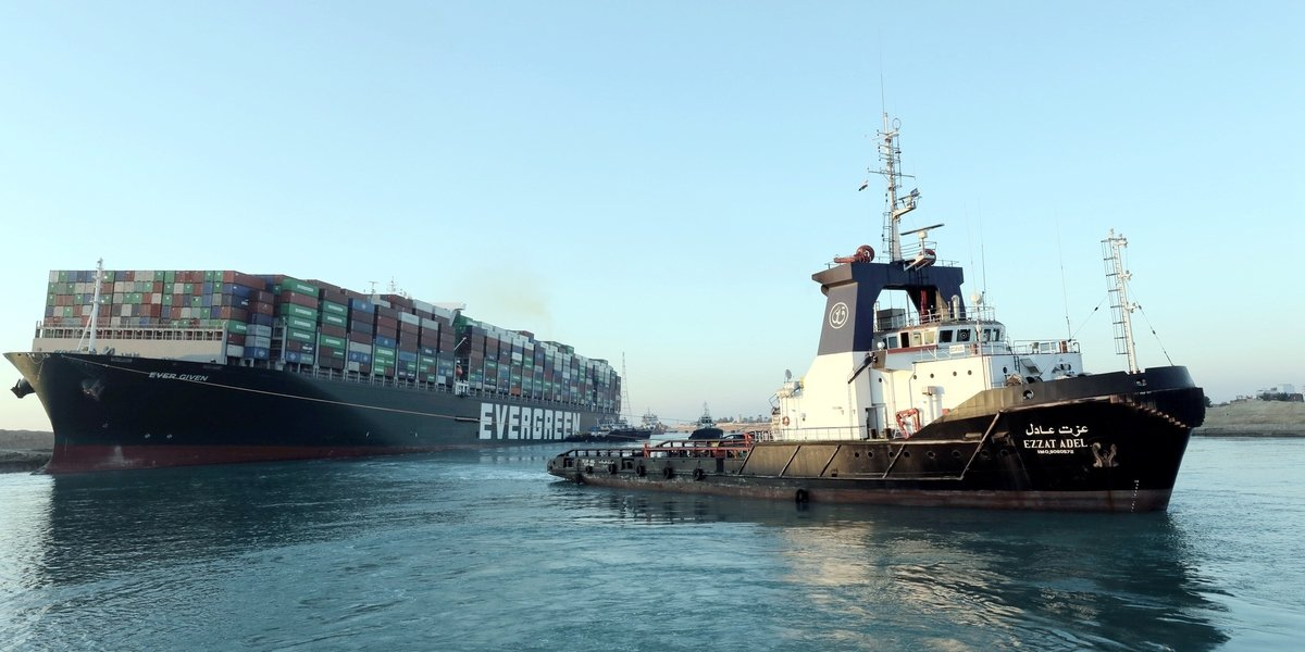 Congestion on the Suez Canal spurs a sharp increase in China-Europe freight train business