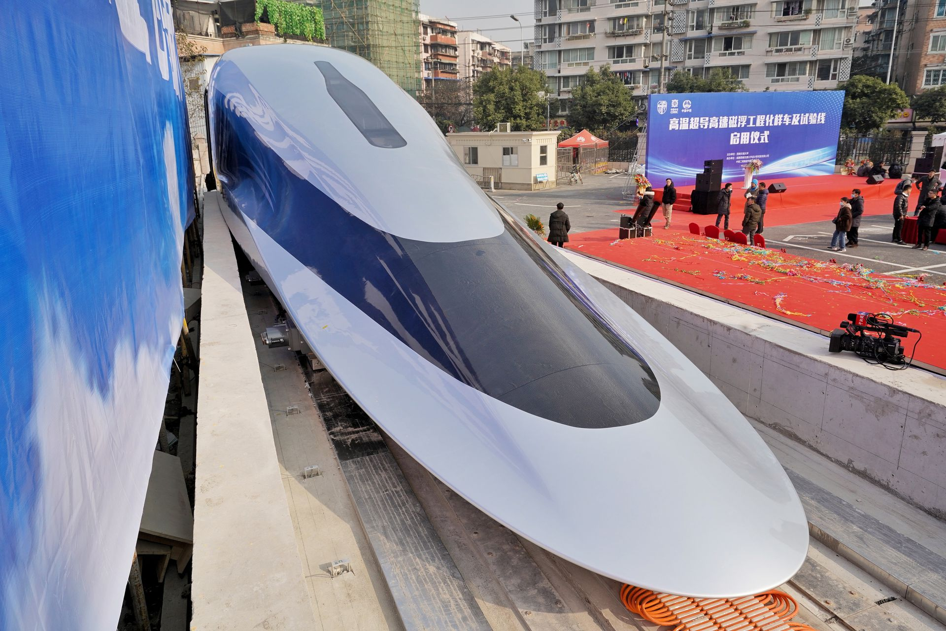 Maglev lines are expected to cut travel time between Shanghai – Guangzhou to less than 3 hours