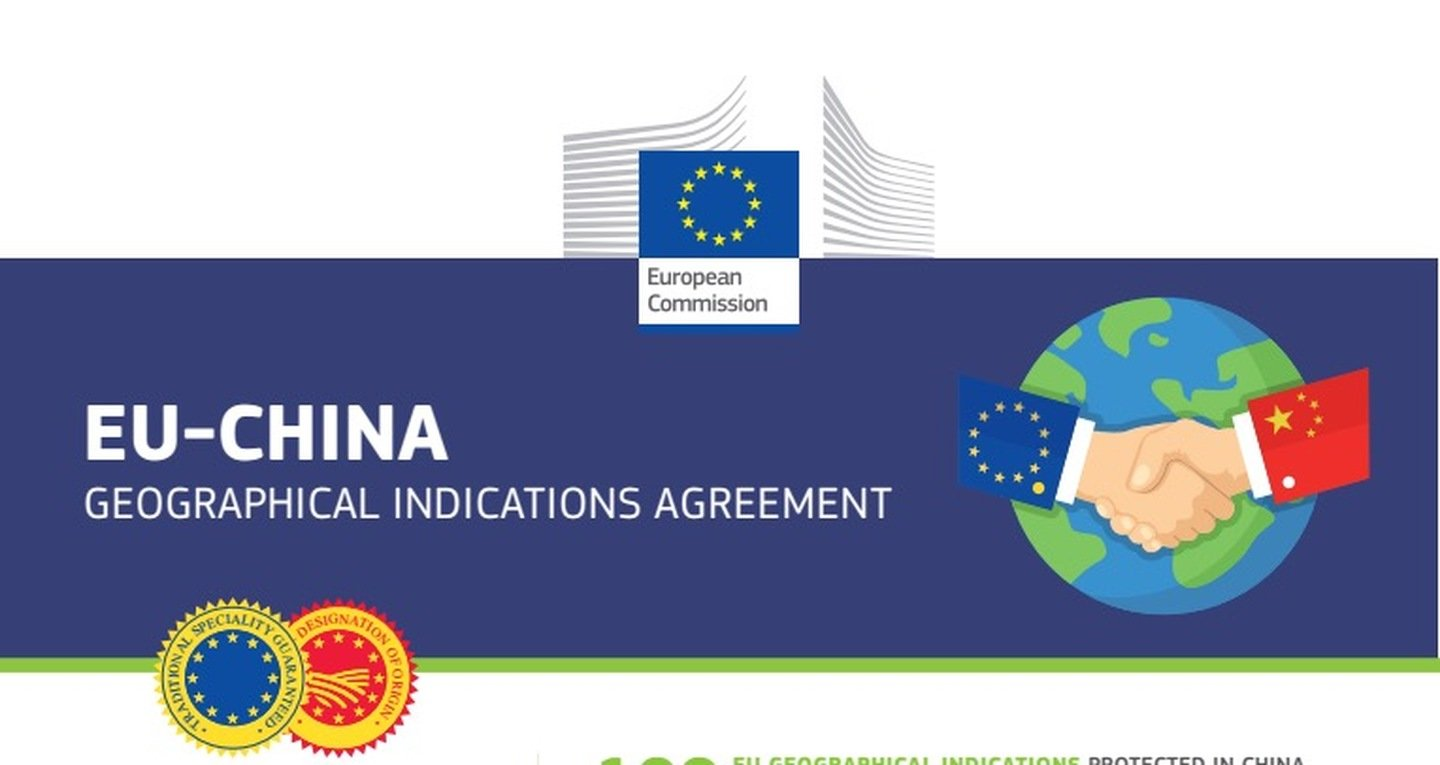 Established EU foodstuff brands in China get boost from geographical indications agreement