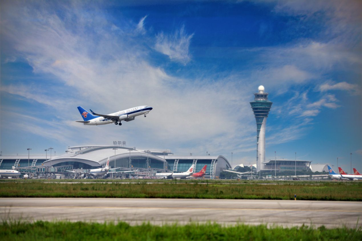 Report: China's Baiyun International Airport in Guangzhou becomes world's busiest hub in 2020