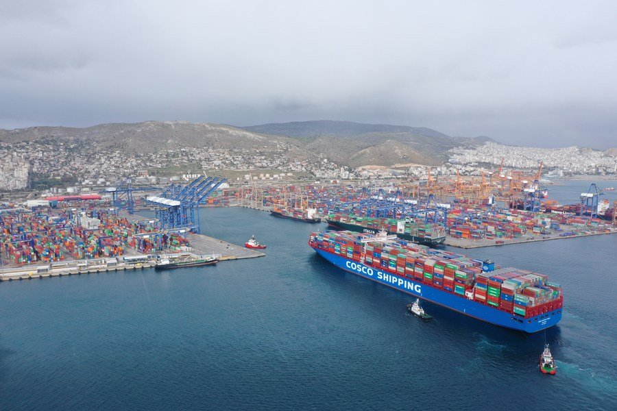 Greece-China investment cooperation to be back on track after pandemic