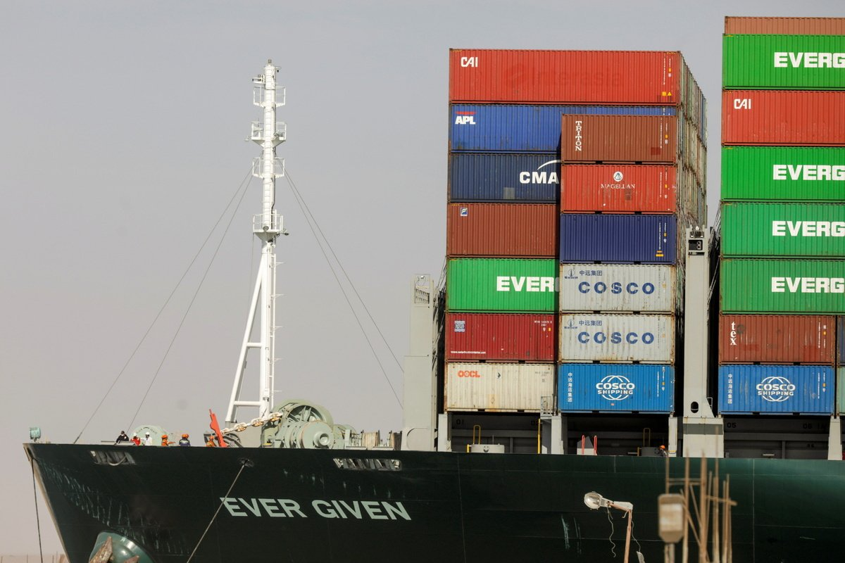 """Observation: The Suez Canal crisis has brought new opportunities to the """"Belt and Road"""" initiative"""