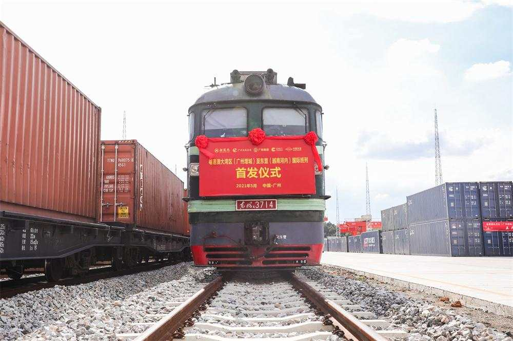 Demand for China-Europe freight train service spreads to Southeast Asia