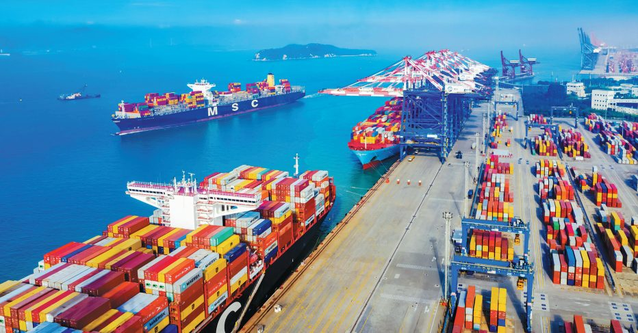 New measures simplify China's international shipping procedures and costs