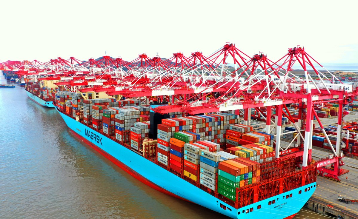 Shipping giant's move to mitigate equipment shortage in global market